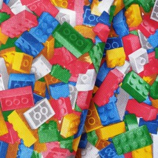 Lego fabric by the meter