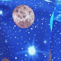 Planets fabric
