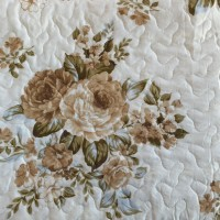 Double bed Soft quilt Sonia brown