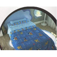 Mickey mouse quilt single bed