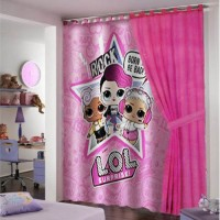 LOL ready made curtain
