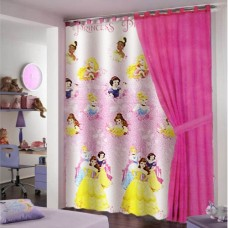 Disney Princess ready made curtain