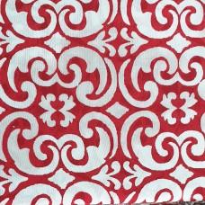 Abstract arabesque design fabric Loneta 280x280cm