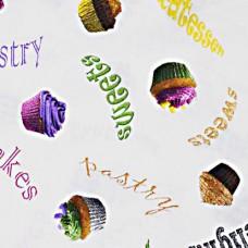 Muffin Loneta fabric