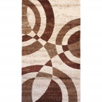 Baku brown geometric 60x105