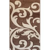 Frise brown arabesque 60x110