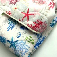 Twin size Soft quilt Corallo