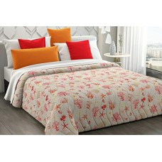 King size Soft quilt Corallo